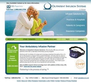 Outpatient Infusion Systems