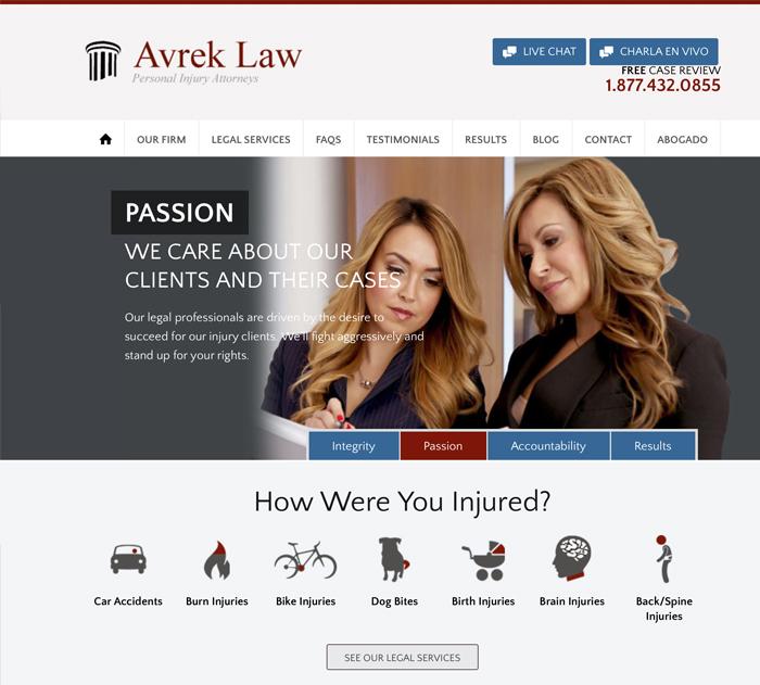 Avrek Law