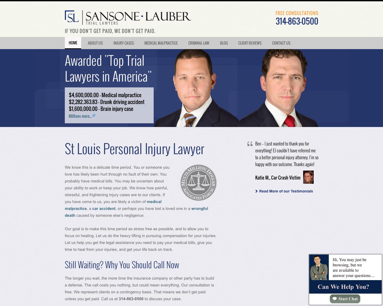 Sansone Lauber Trial Lawyers